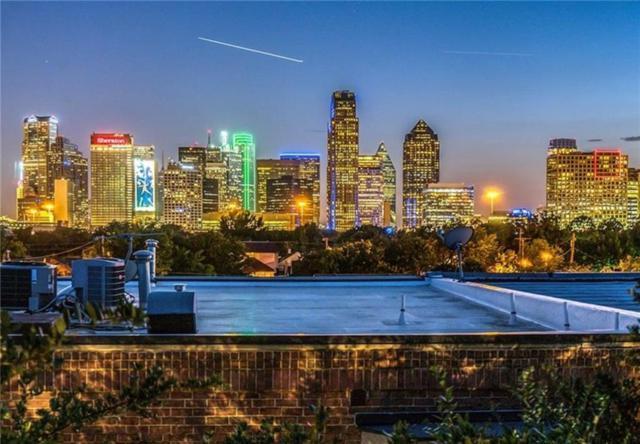 1500 Pecos Street #9, Dallas, TX 75204 (MLS #13744736) :: Team Hodnett