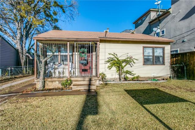 3523 Miles Street, Dallas, TX 75209 (MLS #13744810) :: Team Hodnett