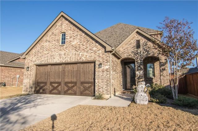 830 Montgomery Way, Argyle, TX 76226 (MLS #13744829) :: Team Tiller