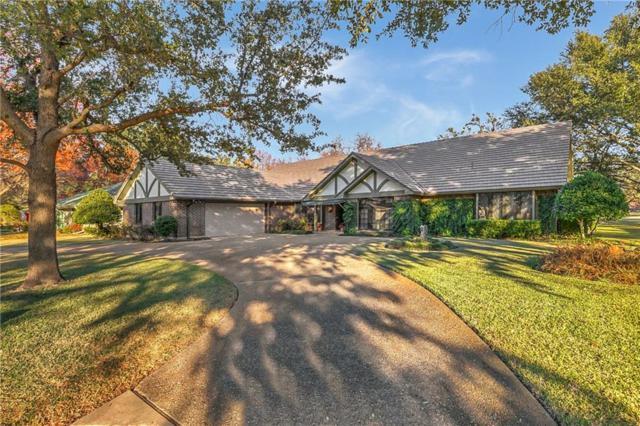 4101 Winding Way, Benbrook, TX 76126 (MLS #13744887) :: The Mitchell Group