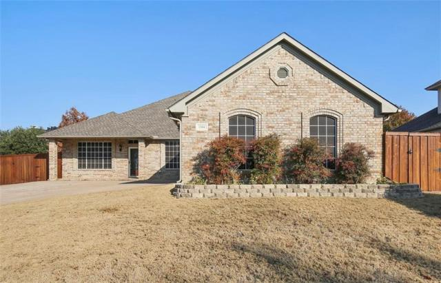 1504 Holly Oak Court, Flower Mound, TX 75028 (MLS #13744973) :: Real Estate By Design