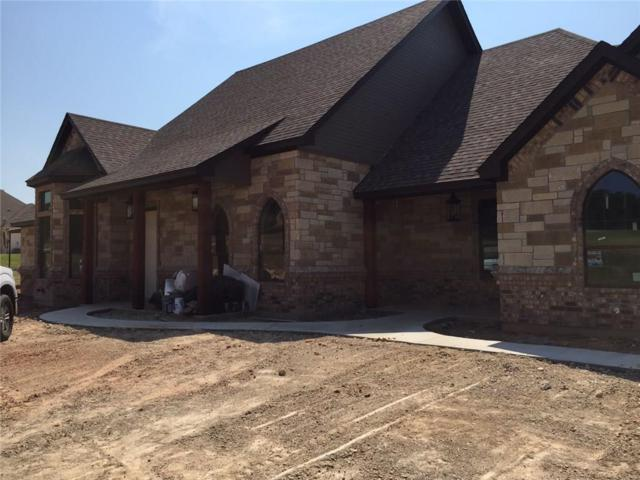 151 Forest Creek Circle, Weatherford, TX 76088 (MLS #13744990) :: The Mitchell Group