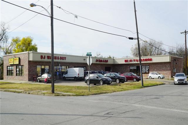 2912 Wesley Street, Greenville, TX 75401 (MLS #13745027) :: Team Hodnett