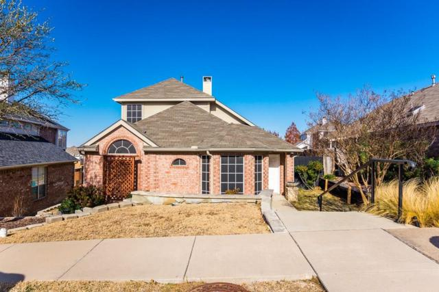 1332 Dallshan Drive, Carrollton, TX 75007 (MLS #13745051) :: Team Tiller