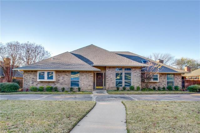 700 Saddlebrook Drive, Colleyville, TX 76034 (MLS #13745067) :: The Mitchell Group