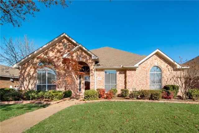 8713 Watersway Drive, Rowlett, TX 75088 (MLS #13745132) :: RE/MAX Landmark