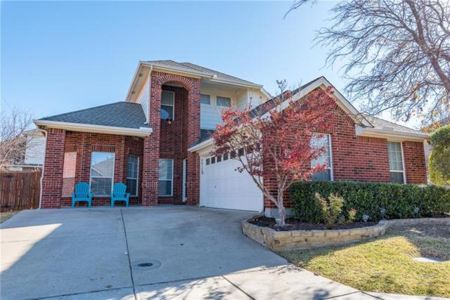 4813 Desert Falls Drive, Mckinney, TX 75070 (MLS #13745145) :: Real Estate By Design