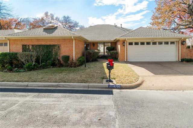 4700 Trail Bend Circle, Fort Worth, TX 76109 (MLS #13745189) :: The Mitchell Group