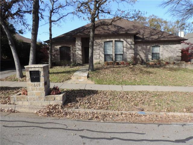 6607 Shorewood Drive, Arlington, TX 76016 (MLS #13745212) :: RE/MAX Pinnacle Group REALTORS