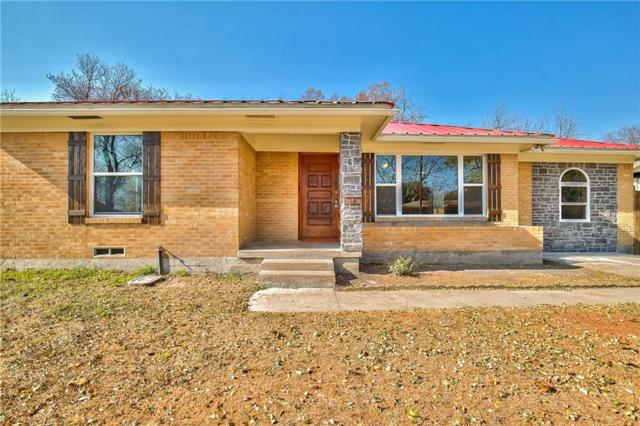 2119 Gaylord Drive, Dallas, TX 75227 (MLS #13745309) :: Team Tiller