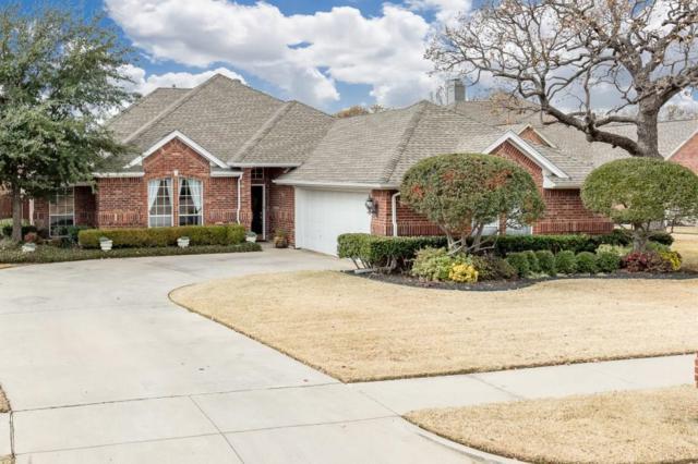 7009 Oak Hills Court, North Richland Hills, TX 76182 (MLS #13745311) :: The Marriott Group