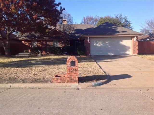 2526 Channing Drive, Grand Prairie, TX 75052 (MLS #13745322) :: RE/MAX Pinnacle Group REALTORS