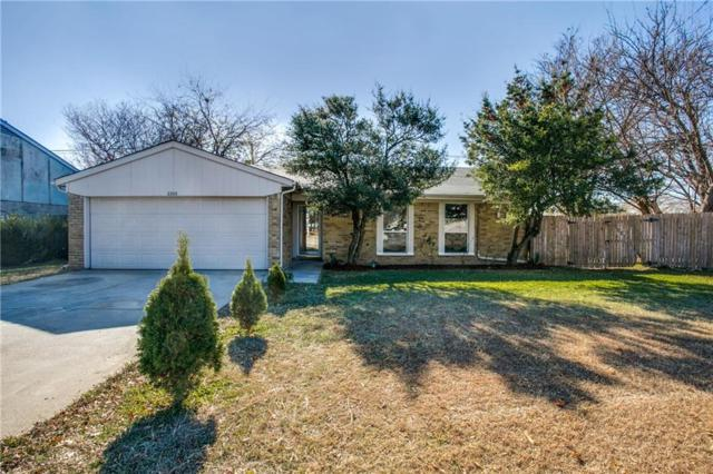 2300 Bonner Lane, Arlington, TX 76014 (MLS #13745382) :: RE/MAX Pinnacle Group REALTORS