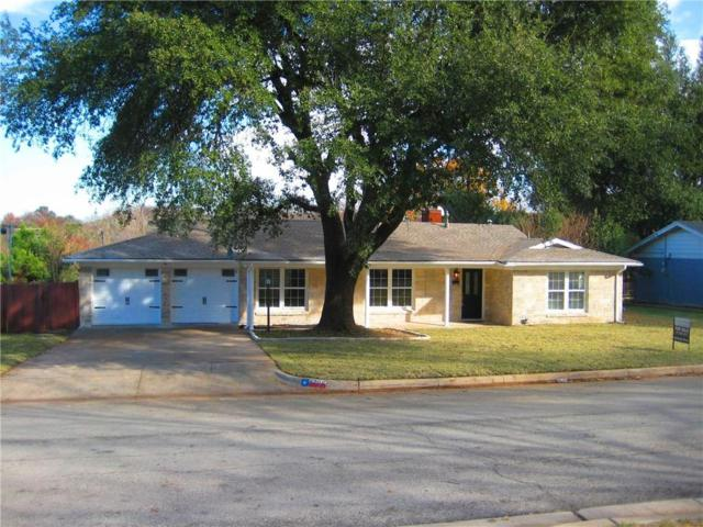 1705 Versailles Road, Fort Worth, TX 76116 (MLS #13745388) :: The Mitchell Group