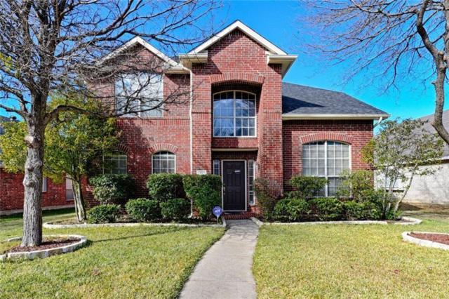 1306 Heather Brook Drive, Allen, TX 75002 (MLS #13745492) :: Team Tiller