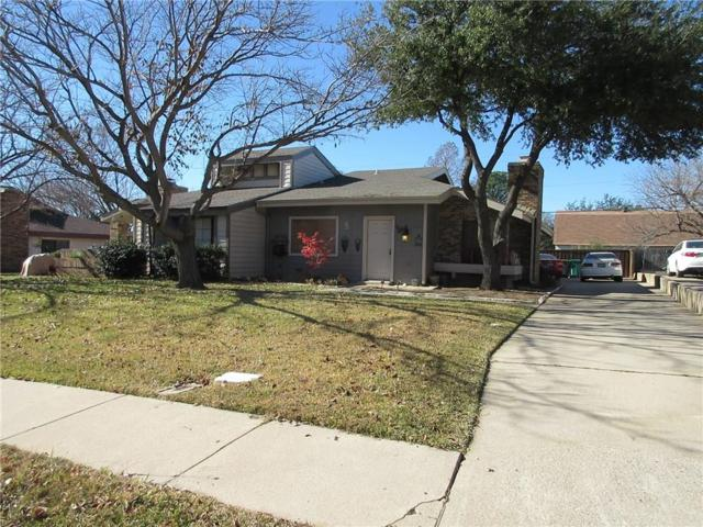 550 Hunters Glen Street, Lewisville, TX 75067 (MLS #13745497) :: RE/MAX Elite