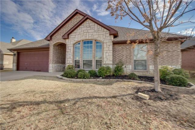 3933 Vista Greens Drive, Fort Worth, TX 76244 (MLS #13745512) :: RE/MAX Pinnacle Group REALTORS