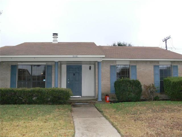 2112 Chatsworth Road, Carrollton, TX 75007 (MLS #13745541) :: RE/MAX Pinnacle Group REALTORS