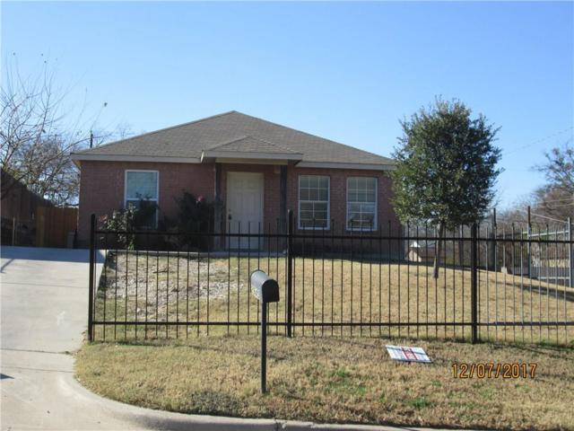 2945 30th Street, Fort Worth, TX 76106 (MLS #13745543) :: RE/MAX Pinnacle Group REALTORS