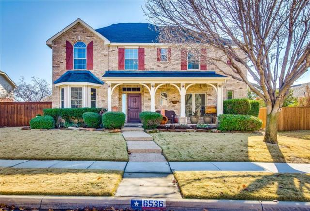 6536 Terrace Drive, The Colony, TX 75056 (MLS #13745964) :: The Cheney Group