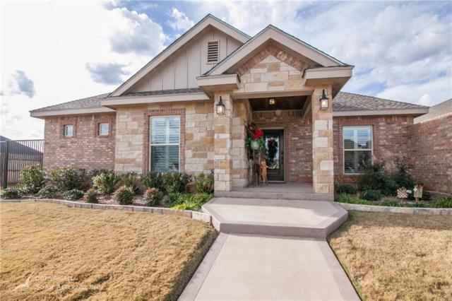 25 Mesa Ridge, Abilene, TX 79606 (MLS #13746124) :: Team Hodnett