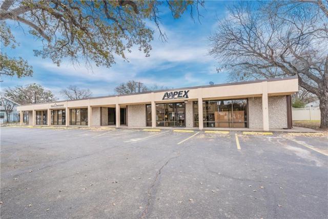305 W Pearl Street, Granbury, TX 76048 (MLS #13746335) :: Team Hodnett