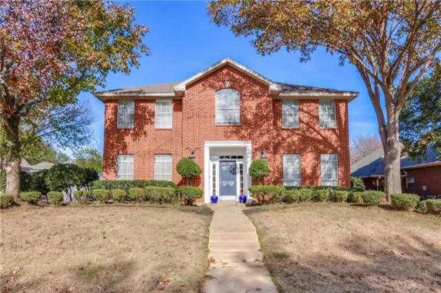 2817 Wateridge Court, Grapevine, TX 76051 (MLS #13746438) :: Van Poole Properties