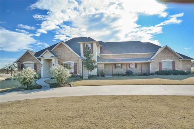 165 Pack Saddle Trail, Weatherford, TX 76088 (MLS #13746671) :: Team Hodnett