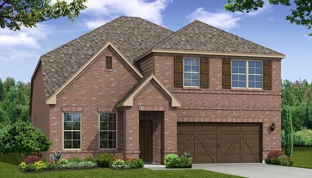 4545 Conrad Avenue, Celina, TX 75009 (MLS #13746869) :: Team Hodnett