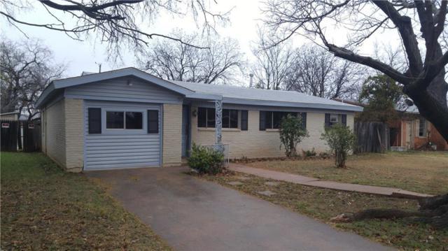 1837 Briarwood Street, Abilene, TX 79603 (MLS #13747140) :: Team Hodnett