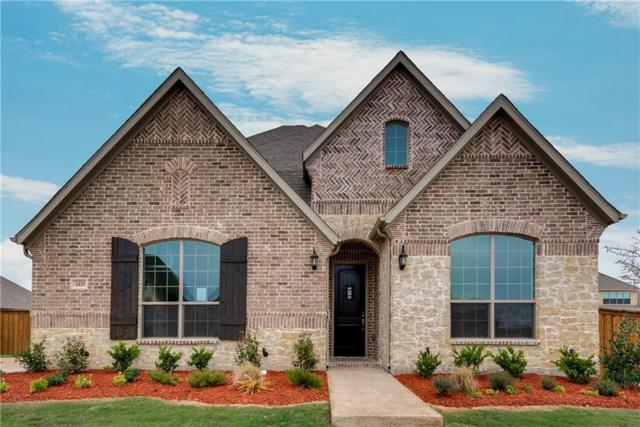 1418 Siena Lane, McLendon Chisholm, TX 75032 (MLS #13747217) :: Team Hodnett