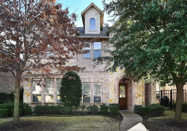 5589 Braemar Drive, Frisco, TX 75034 (MLS #13747285) :: Team Hodnett