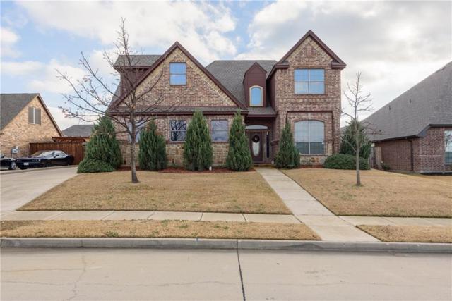 709 La Paloma Road, Sanger, TX 76266 (MLS #13747381) :: Team Hodnett