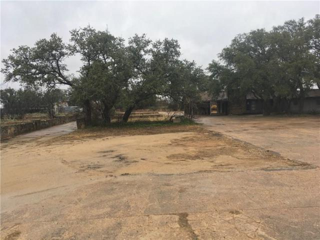 TBD Co Road 668, Eastland, TX 76448 (MLS #13747430) :: The Mitchell Group