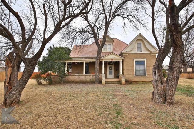 641 W 3rd Street, Baird, TX 79504 (MLS #13747625) :: Team Hodnett