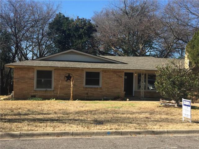 4109 Vance Road, North Richland Hills, TX 76180 (MLS #13747932) :: Team Hodnett