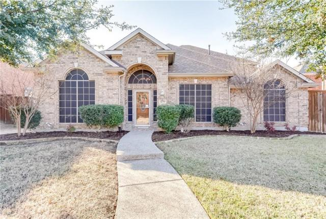 12759 Blue Ridge Drive, Frisco, TX 75033 (MLS #13748067) :: Team Hodnett