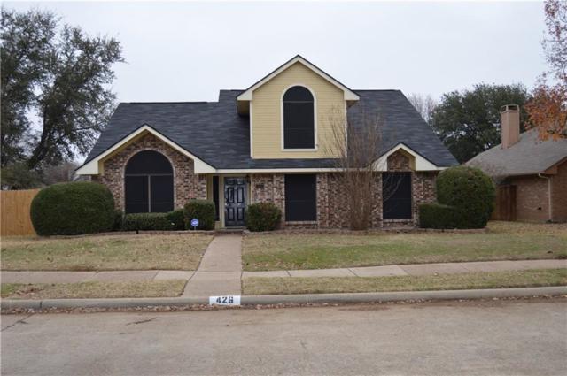 426 L Thompson Street, Cedar Hill, TX 75104 (MLS #13748418) :: Team Hodnett