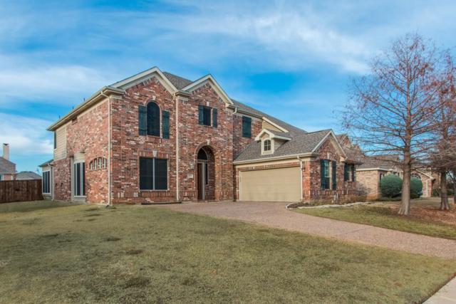 2708 Garrett Drive, Highland Village, TX 75077 (MLS #13748489) :: The Rhodes Team
