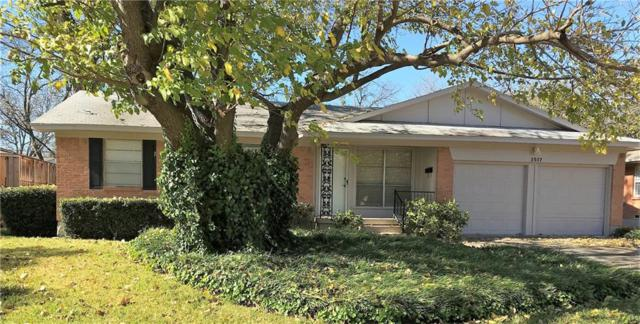 2517 Morningside Drive, Garland, TX 75041 (MLS #13748630) :: Team Hodnett