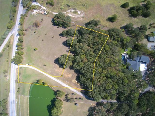 5355 Country Club Lot 2, Argyle, TX 76226 (MLS #13749142) :: The Real Estate Station