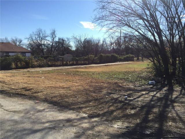 1408 E Morphy Street, Fort Worth, TX 76104 (MLS #13749308) :: Team Hodnett