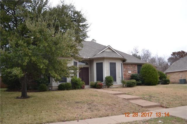 6314 Ahnee Drive, Rowlett, TX 75089 (MLS #13749529) :: Team Hodnett