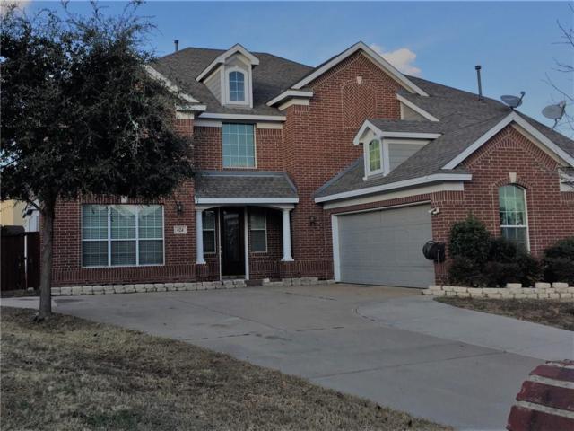 424 Exmoor Court, Grand Prairie, TX 75052 (MLS #13749819) :: Pinnacle Realty Team