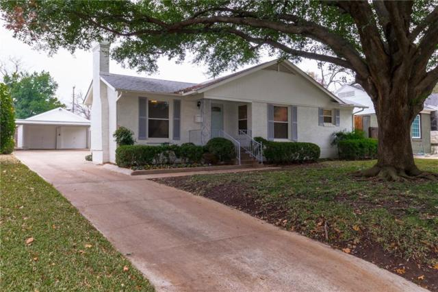3525 Hilltop Road, Fort Worth, TX 76109 (MLS #13749873) :: The Rhodes Team