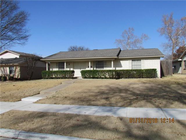 1417 Northridge Drive, Plano, TX 75075 (MLS #13749958) :: The Cheney Group