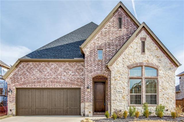 1024 Highpoint Way, Roanoke, TX 76262 (MLS #13750015) :: Team Hodnett