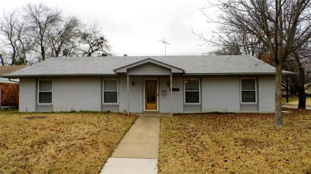 1104 Waggoner Drive, Arlington, TX 76013 (MLS #13750210) :: Team Hodnett