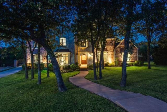 541 Round Hollow Lane, Southlake, TX 76092 (MLS #13750309) :: The Holman Group