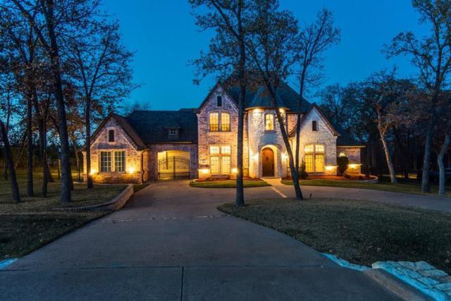 612 Silver Spur Drive, Southlake, TX 76092 (MLS #13750312) :: The Holman Group